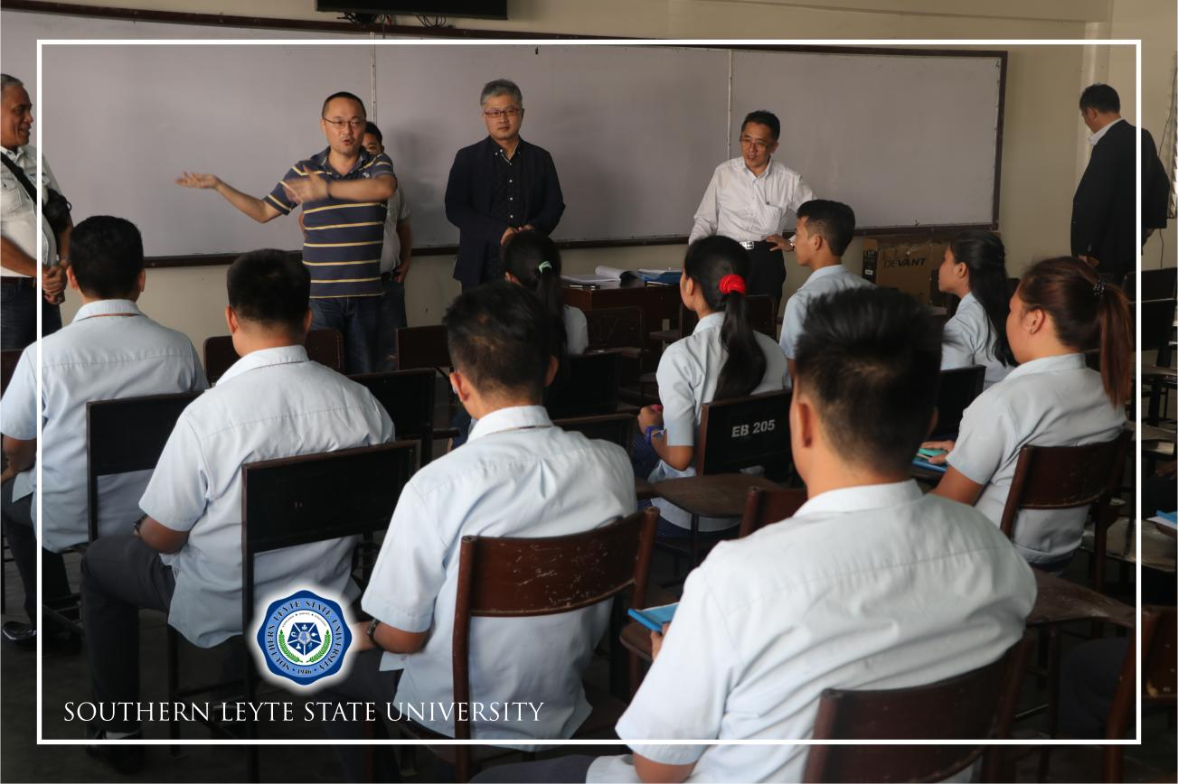 SLSU to send more trainees with TKR Manufacturing Japan